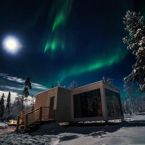 Northern Lights Ranch, Финляндия